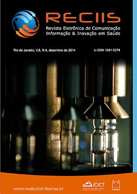 Visualizar v. 8 n. 4 (2014)