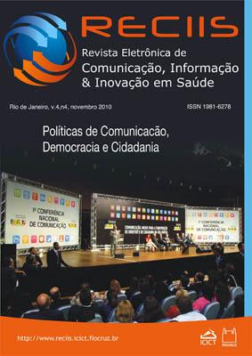 Visualizar v. 4 n. 4 (2010): Temático   Políticas de comunicação, democracia e cidadania