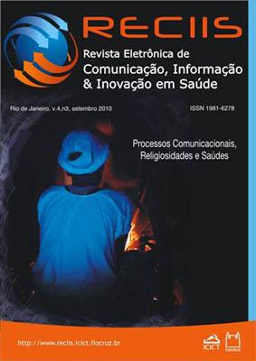 Visualizar v. 4 n. 3 (2010): Temático   Processos comunicacionais, religiosidades e saúdes