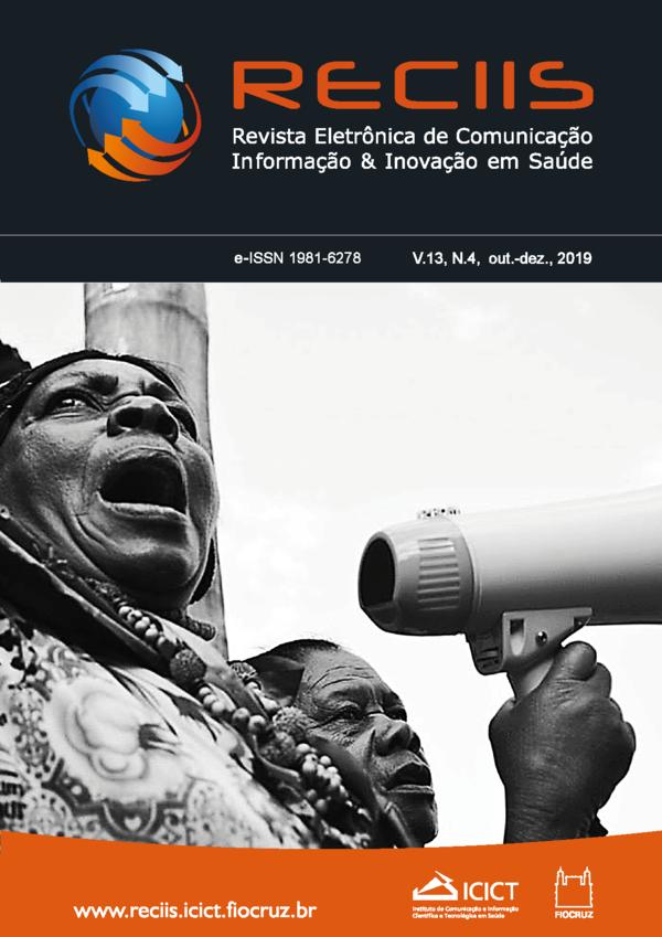 Visualizar v. 13 n. 4 (2019): Dossiê Saúde, etnicidades e diversidade cultural: comunicação, territórios e resistências