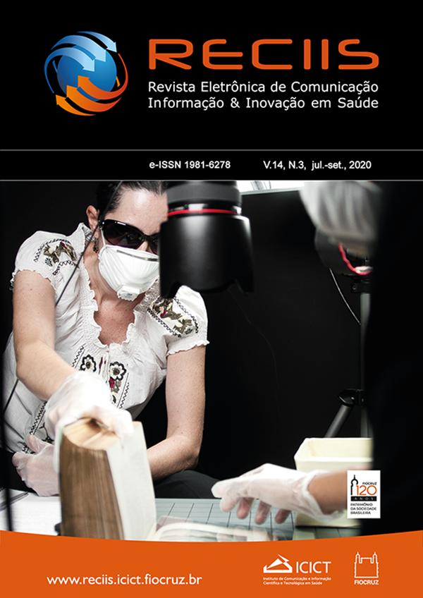 Visualizar v. 14 n. 3 (2020): Dossiê Preservação Digital